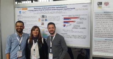 PROFESIONALES LOCALES, EN CONGRESO EUROPEO DE MICROBIOLOGÍA