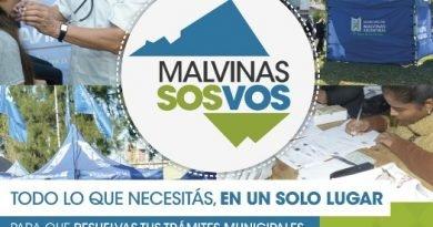 """EL OPERATIVO """"MALVINAS SOS VOS"""", EN PABLO NOGUÉS"""