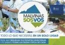 """""""MALVINAS SOS VOS"""", ESTA SEMANA EN GRAND BOURG"""