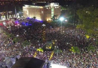 CON ASISTENCIA MASIVA, CERRÓ EL CARNAVAL 2020