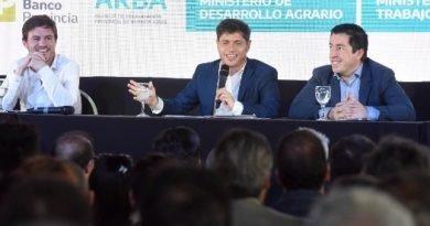 """KICILLOF: """"NECESITAMOS UN ESTADO AL SERVICIO DE LA PRODUCCIÓN"""""""