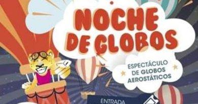 """""""NOCHE DE GLOBOS"""" EN MALVINAS ARGENTINAS"""