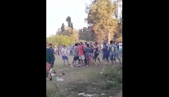 QUEJAS POR FÚTBOL EN PREDIO DE LOS POLVORINES