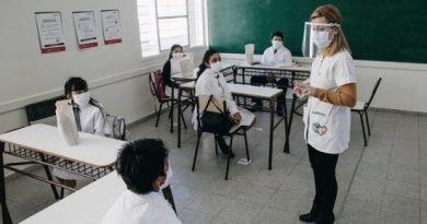 PROVINCIA: DESDE MAÑANA, POR 15 DÍAS, SIN CLASES PRESENCIALES EN EL AMBA