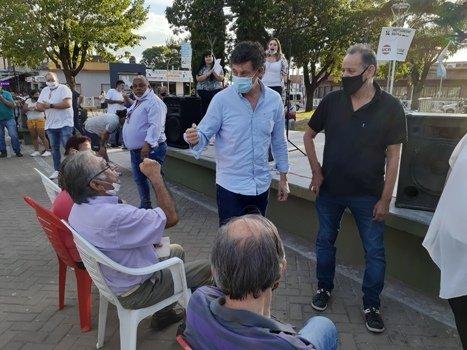 """POSSE RECLAMÓ QUE LA UCR SEA """"SOCIO PLENO"""" DE JUNTOS POR EL CAMBIO"""