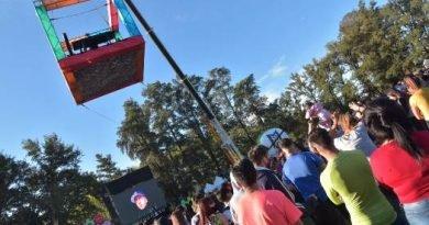 FESTEJO POR EL DÍA DE LA PRIMAVERA EN MALVINAS ARGENTINAS
