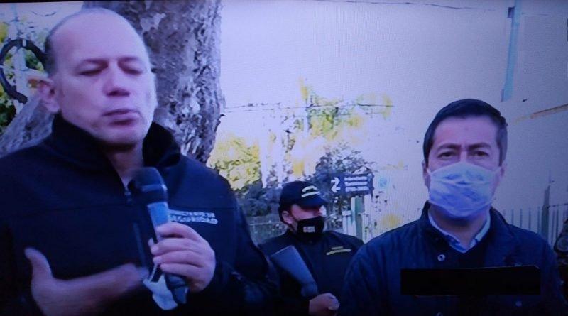 """NARDINI SOBRE LAS RENUNCIAS EN EL GABINETE: """"ES ALGO HABITUAL DESPUÉS QUE PASA UNA ELECCIÓN"""""""