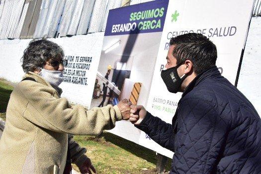 REMODELAN CENTRO DE ATENCIÓN PRIMARIA DE SALUD EN PABLO NOGUÉS