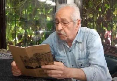 EN EL DÍA DEL ESCRITOR, BREVE SEMBLANZA DE JULIO AZZIMONTI