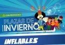 ARRANCAN LAS PLAZAS DE INVIERNO, CON ACTIVIDADES PARA LOS CHICOS
