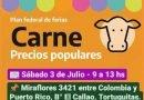 ESTE SÁBADO: OPERATIVO CARNE A PRECIOS POPULARES EN TORTUGUITAS