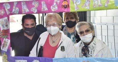 "PAMI PRESENTÓ EN MALVINAS ARGENTINAS SU PROGRAMA ""PLAZAS PAMI"""
